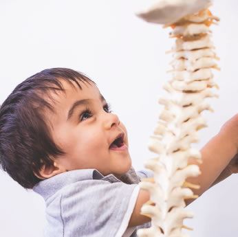 Osteopathy for babies and children