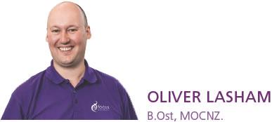 About Oliver Lasham